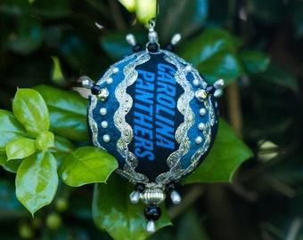 9806f01da4369e Carolina panthers ornament | Etsy