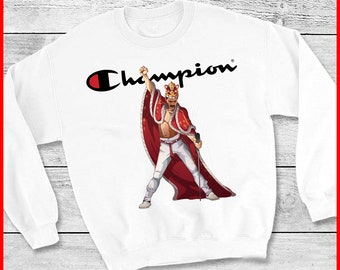 chaussures de sport ef6ab 85070 We are the champions queen champion sweatshirt