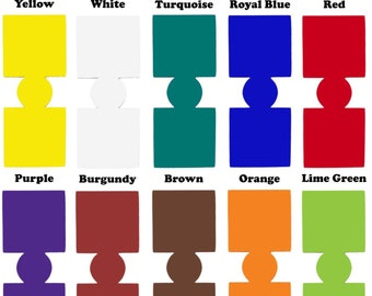Blank Unsewn Foam Can Coolie. Choice of Colors, Quantity Discounts, Buy More and Save. FREE Shipping.