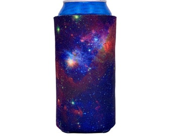 Galaxy Space 16 oz. Can Coolie