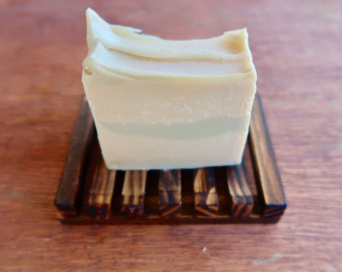 Lemon Avocado Shea Butter Soap
