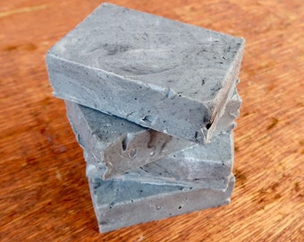 Lavender Witch Hazel & Activated Charcoal facial soap