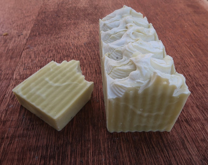 Unscented Shea Butter Soap Bar