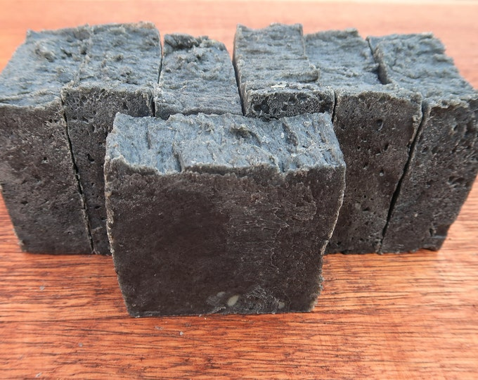 Activated Charcoal Shea Butter soap