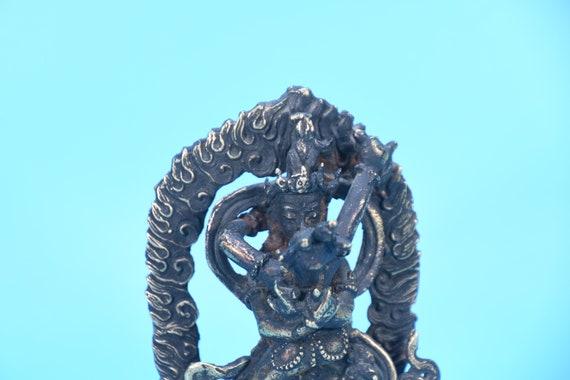Nepali Vajrayogini brass Buddhist Statue Hand Made brass joinet Statue from Nepal,