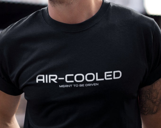 Air-Cooled Meant To Be Driven Double Sided Print - Premium