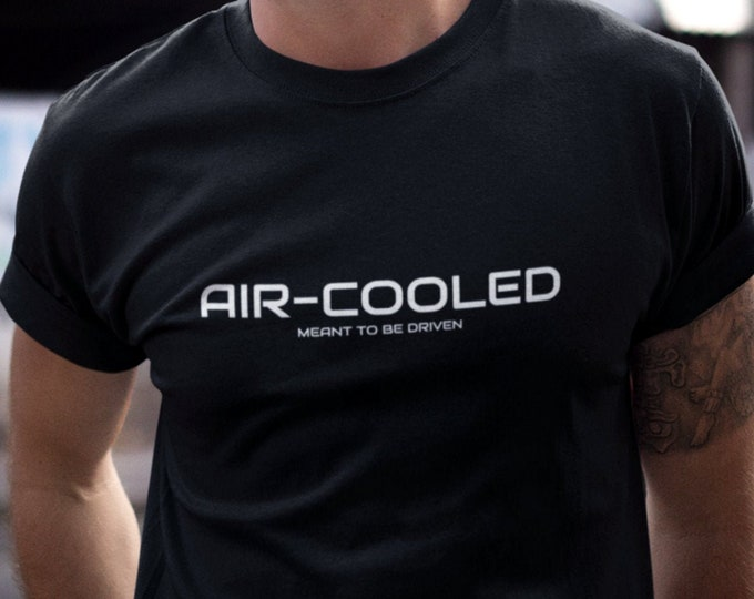 Air-Cooled Meant To Be Driven - Premium