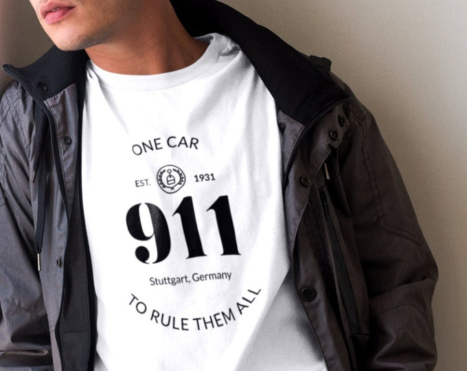 911 One Car To Rule Them All - W - Premium