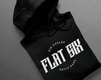 Flat Six Hoodie