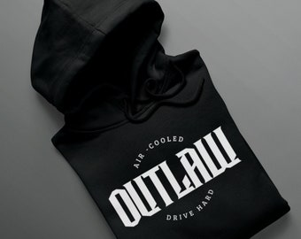 Outlaw Air-Cooled Hoodie