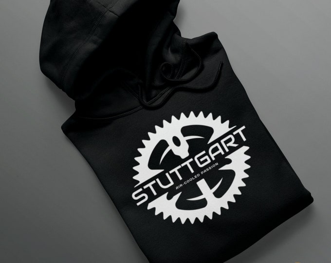 Stuttgart Air-Cooled Passion Hoodie