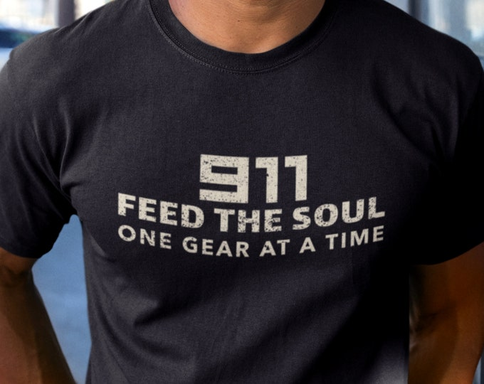911 Feed To Soul One Gear At A Time