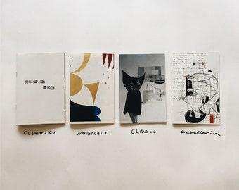 selected gladio works - art book pack