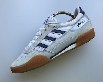 Details about Adidas Sneaker Trainers Shoes Runners Shoes Vintage VTG Handball 80er 90er 6 39 show original title