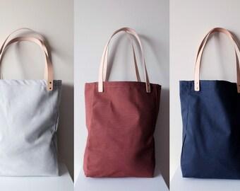 66263cefd2 Waterproof Canvas Carryall Tote Bag