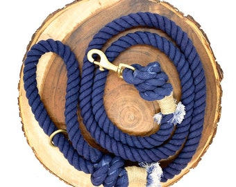 Pacific Cotton Rope Leash