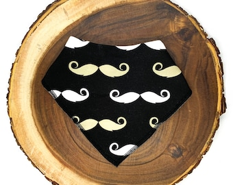 Mustache Bandana