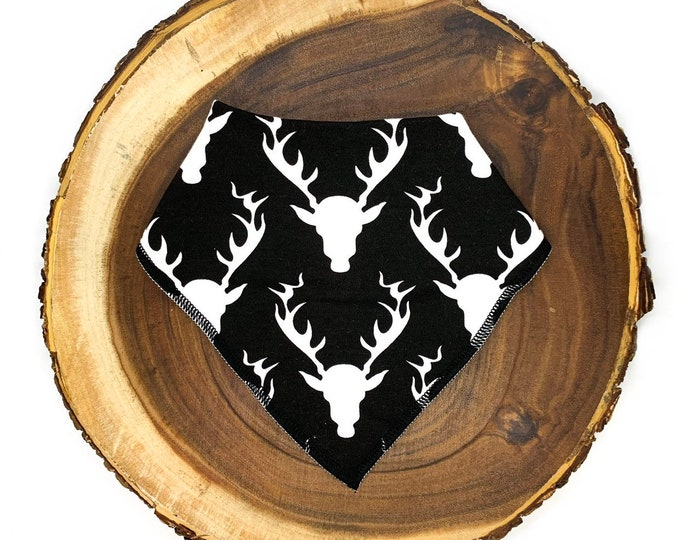 Midnight Elk Bandana