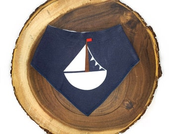 Sail Boat Bandana