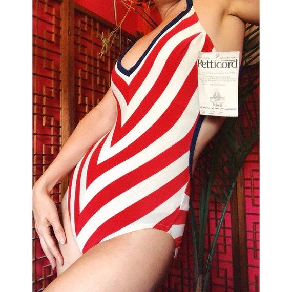 Vintage Petticord Bathing Suit