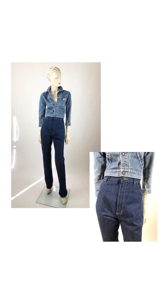 1970s Vintage Wrangler//Wrangler jeans//Vintage de