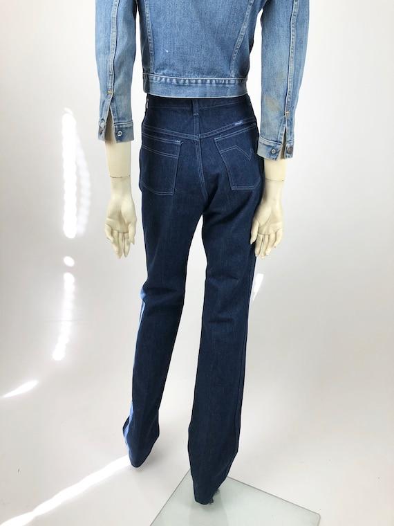 1970s Vintage Wrangler//Wrangler jeans//Vintage d… - image 6