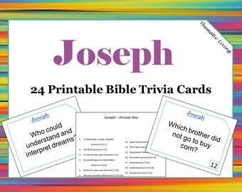 graphic about Free Printable Christmas Bible Trivia identified as Bible video games Etsy