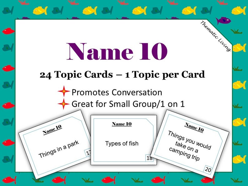 picture about Printable Trivia for Seniors identify 24 Status 10 Trivia Playing cards Matter Inquiries Printable Communication Starters