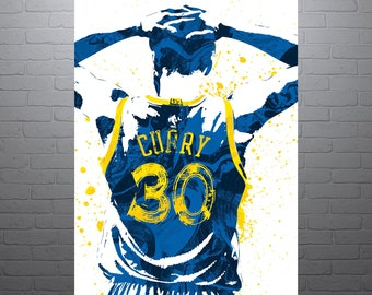 on sale 3df82 414c5 Stephen curry | Etsy