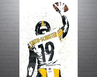 save off be1ec fb22b Juju smith schuster | Etsy