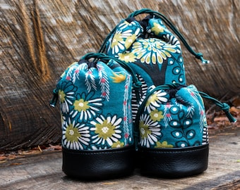 """Sewing Pattern """"Portia Camera Lens Case"""" by icehorsepatterns"""