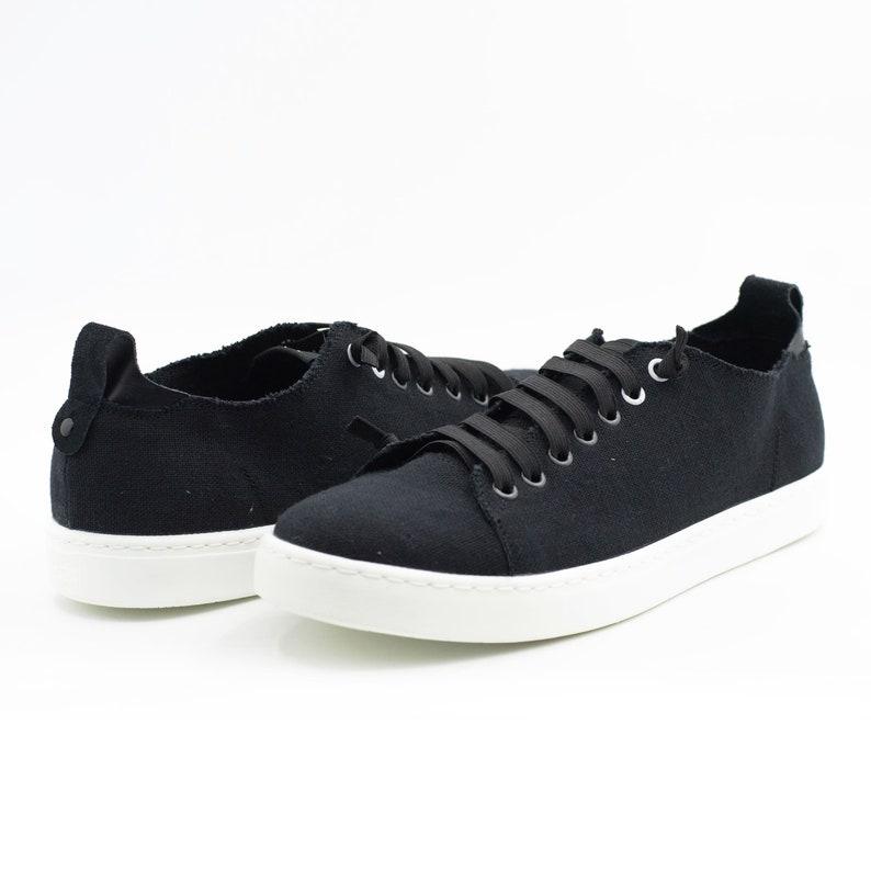Hemp Sneakers by Jo Hemp