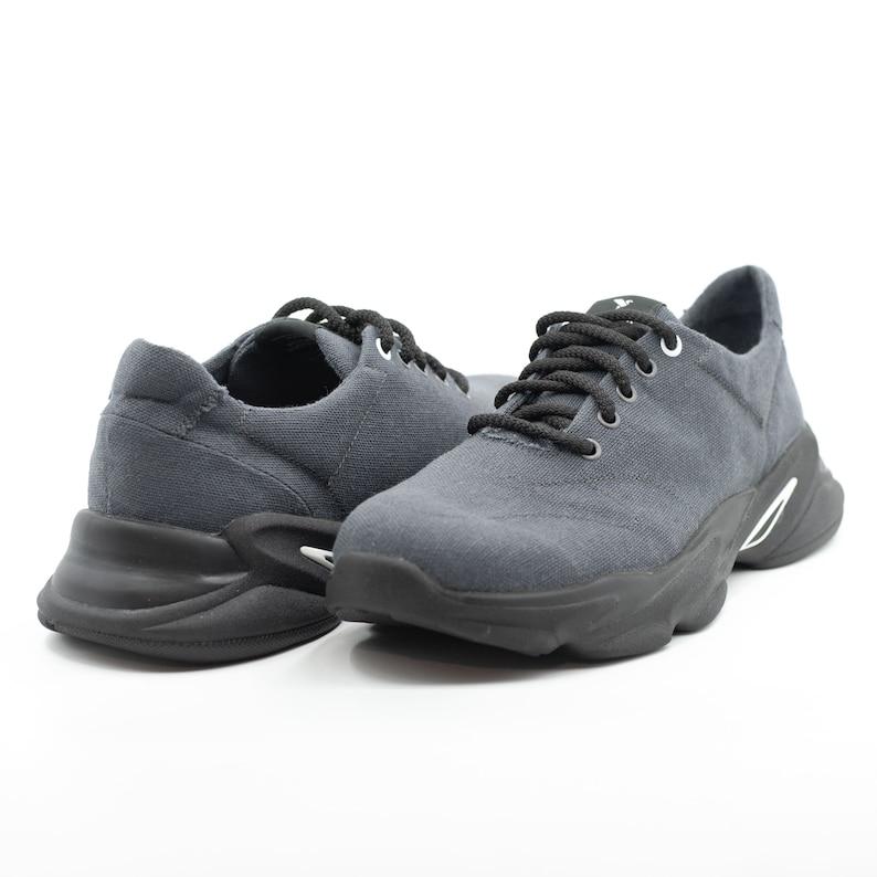 Hemp Sneakers Coob by Jo Hemp