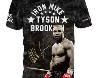 45636792 Men's T-shirt Mike Tyson #9016