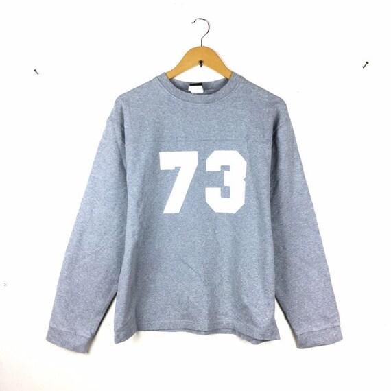 Rare!! Vintage TIMBERLAND Crewneck Sweatshirt  Big
