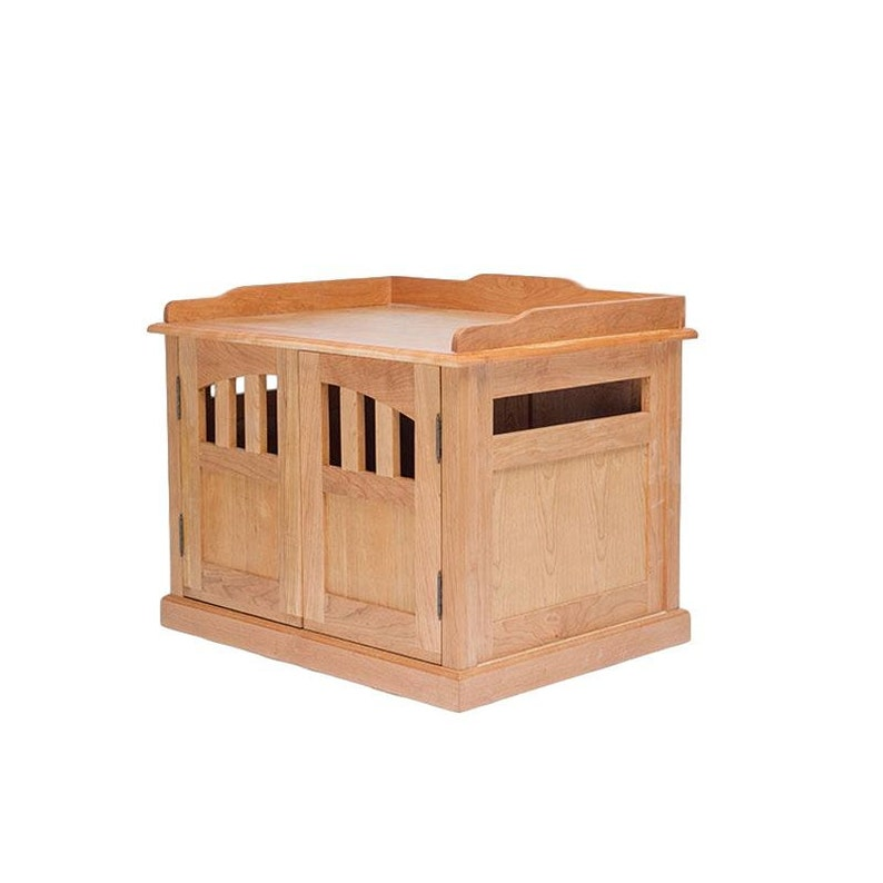 Hot Sale Catch Vast Selection Solid Wood Dog Crate