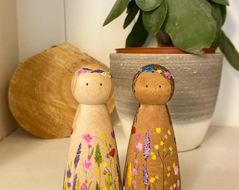 Wildflower Doll 9cm