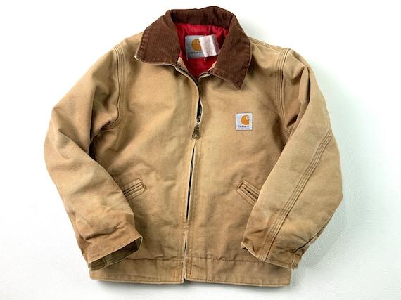 USA Made Kid's  Vintage Carhartt Jacket, Child's C
