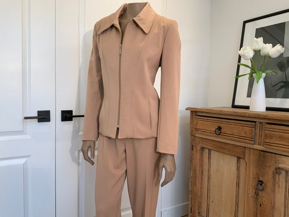 70s Pant Suit, Rose Gold, Unworn/Tags On, Rich Neu