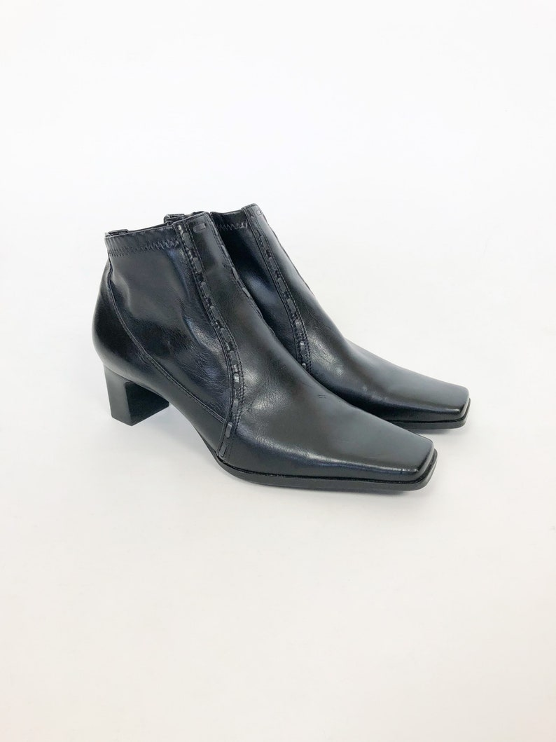 Vintage 00\u2019s Franco Sarto Ankle Boots Size 8
