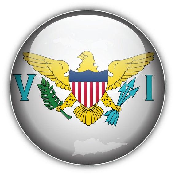 Venezuela Map World Flag Travel Label Car Bumper Sticker Decal 3/'/' or 5/'/'