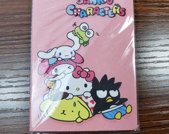 1f99e7f55 SANRIO Hello Kitty & Friends Mini Memo Pad 2017