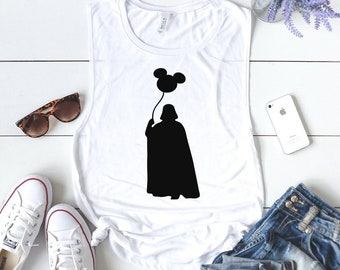c13040b780ad0 Star Wars Disney Muscle Tank Top for Women