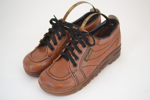 70's Rollercoaster shoes