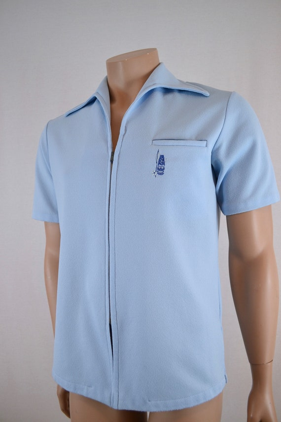70's Lolani cabana shirt