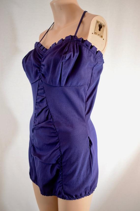 50's Nan Dorsey swimsuit