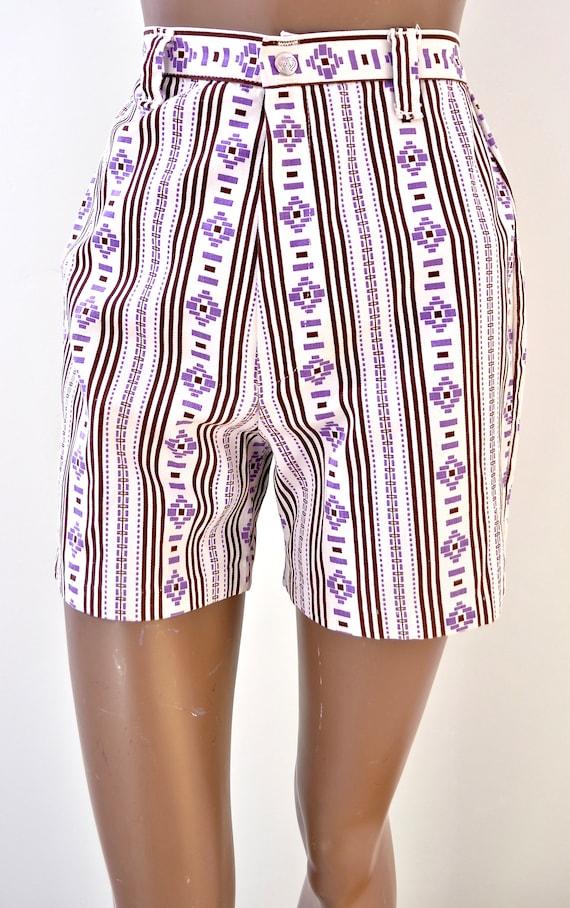 60's high waisted shorts