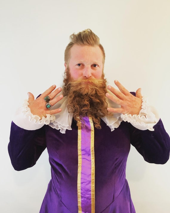 Purple prince vintage costume