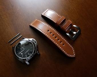 TOCHIGI Panerai Watch Strap, 24mm watch strap, 22mm Watch band