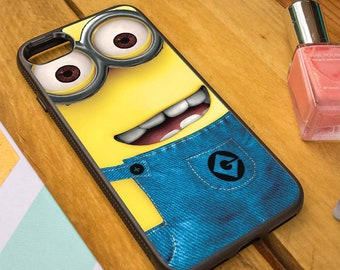 Minion Camera Case : Minion iphone 6 case etsy